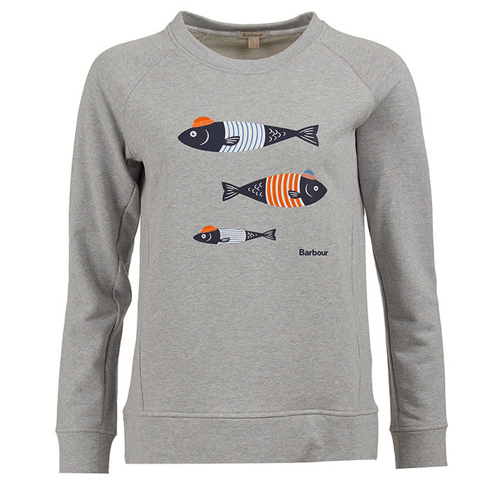 Women's Sailboat Sweatshirt