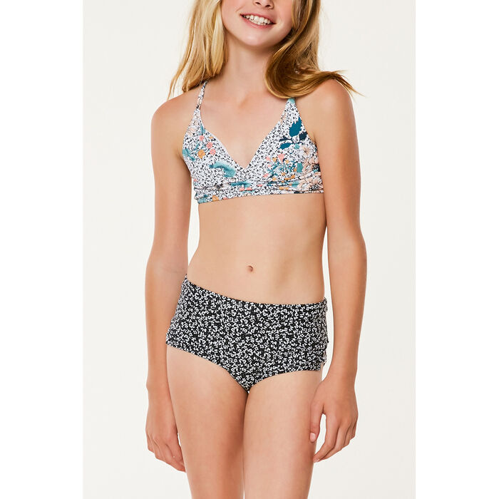 d45d34d2a4 Junior Girls' [7-14] Jamison Print Mix Two-Piece Bikini | Oneill ...