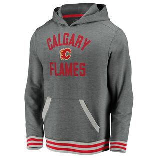 Chandail à capuchon Flames de Calgary Vintage pour hommes