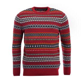 Men's Case Fairisle Sweater