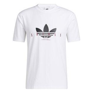 Men's Trefoil Script T-Shirt