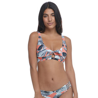 Women's Lost May Scoop Bikini Top