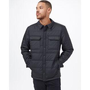Men's Packable Shirt Jacket