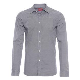 Men's Geo Slim Shirt