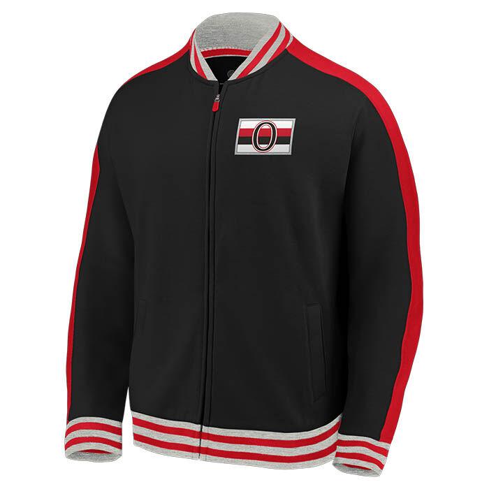 Men's Ottawa Senators Vintage Varsity Jacket