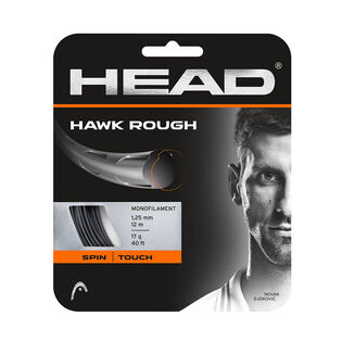 CORDAGE POUR RAQUETTE DE TENNIS HAWK ROUGH 17G