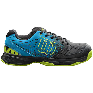 Juniors' [2-6] Stroke Tennis Shoe