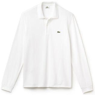 Men's Long Sleeve Original Polo