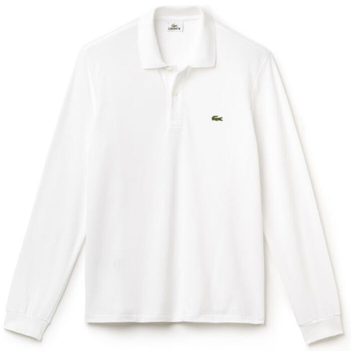 Men's Long Sleeve Original Polo