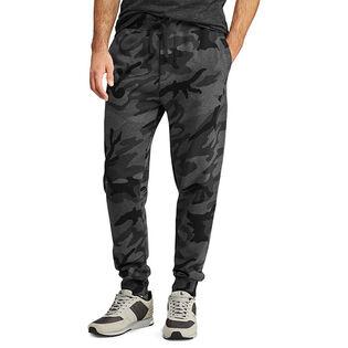 Men's Camo Cotton-Blend Jogger Pant