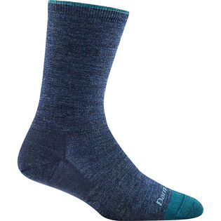 Women's Solid Basic Crew Light Sock