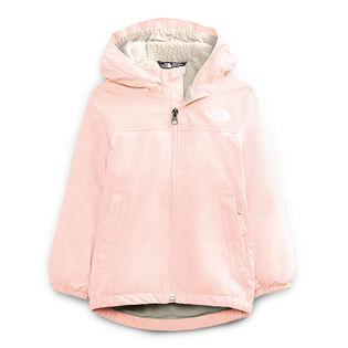Girls' [2-6] Warm Storm Rain Jacket
