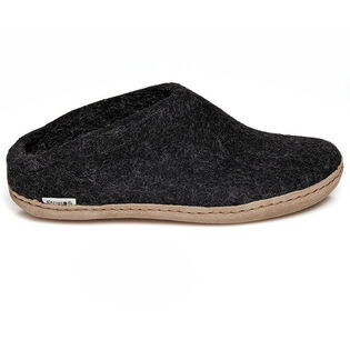 Pantoufles en laine Slip-on unisexe