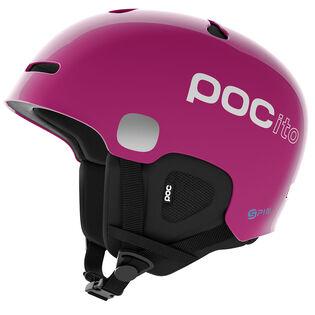 Juniors' POCito Auric Cut SPIN Snow Helmet