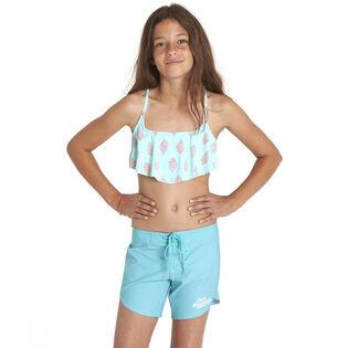 "Junior Girls' [4-14] Sol Searcher 5"" Boardshort"