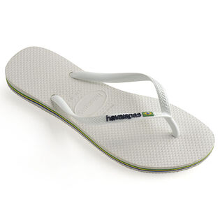 Women's Slim Brazil Flip Flop Sandal