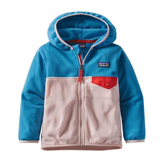 Kids' [2-5] Micro D® Snap-T® Fleece Jacket