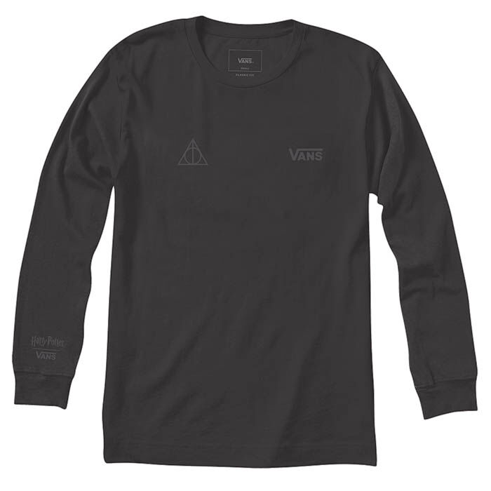 Men's Deathly Hallows Long Sleeve T-Shirt