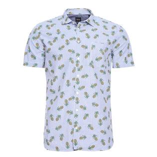 Men's Cattitude Print Shirt
