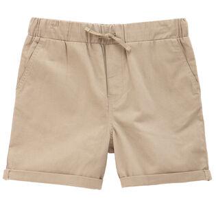 Junior Boys' [8-14] Stretch Slim Chino Short