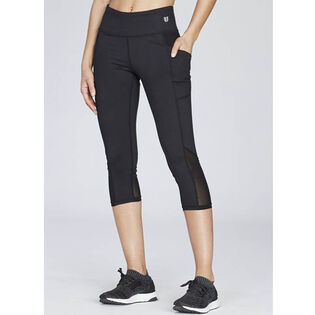 Pantalon capri Orbit pour femmes