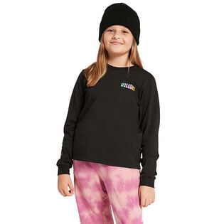 Junior Girls' [6-14] Made From Stoke Long Sleeve T-Shirt