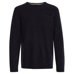Men's Knit Pocket Sweater
