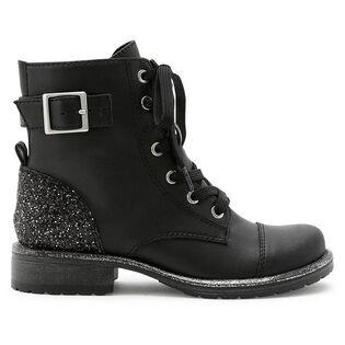 Juniors' [11-4] Lama Boot