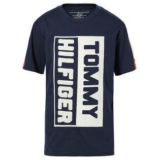 Junior Boys' [8-16] Chenille Logo T-Shirt