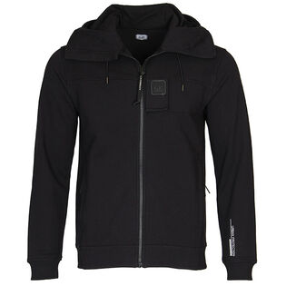 Men's Diagonal Fleece Urban Protection Logo Hoodie