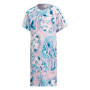 Girls' [4-7] Marble T-Shirt Dress