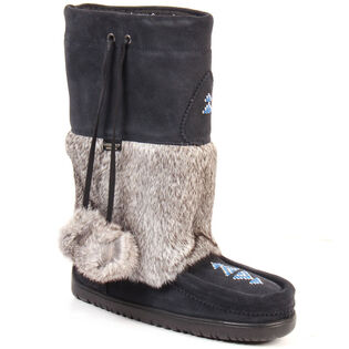 Women's Waterproof Snowy Owl Mukluk
