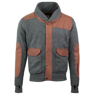 Men's Shawl Collar Jacket