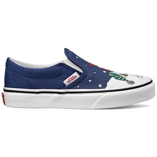 Kids' [11-3] Classic Tree Slip-On Sneaker
