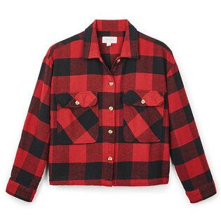 Women's Astorial Flannel Shirt