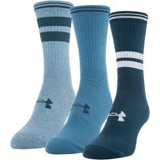Women's Essential Crew Sock (3 Pack)