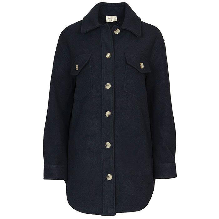 Women's Button-Up Shirt Jacket
