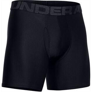 "Men's UA Tech™ 6"" Boxerjock® Boxer Brief (2 Pack)"