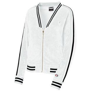Women's Terry Warm Up Jacket