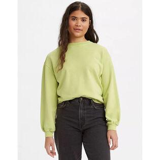Women's Melrose Slouchy Crew Sweatshirt