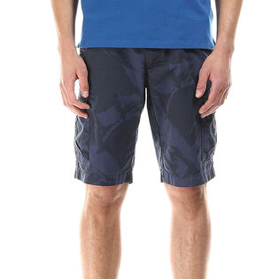 Men's Printed Cargo Short