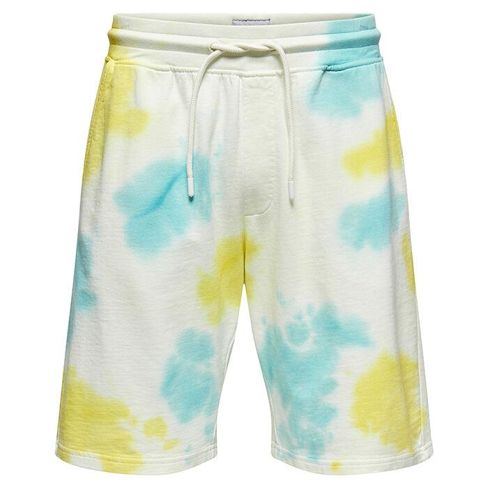 Men's Tie-Dye Sweat Short