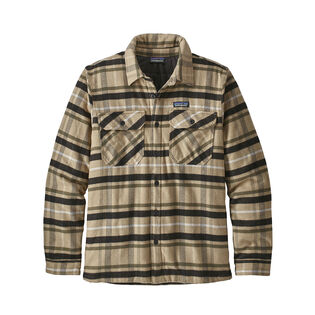 Men's Insulted Fjord Flannel Jacket
