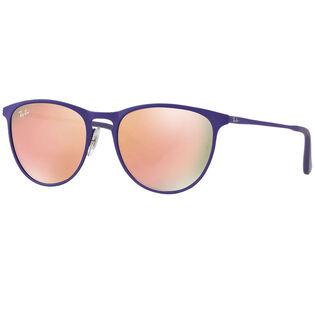 Juniors' Erika Metal Sunglasses