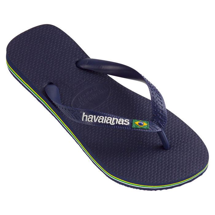 Men's Brazil Logo Flip Flop Sandal