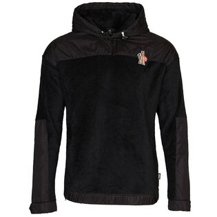 Men's Recycled Fleece Tech Hoodie