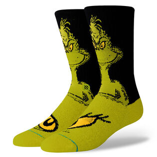 Unisex The Grinch Sock