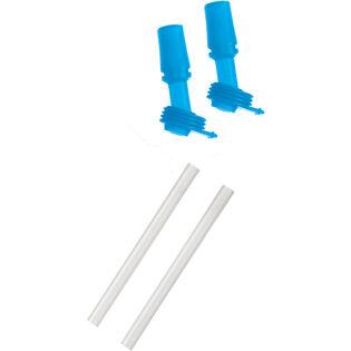 Eddy® Bottle Bite Valve + Straw (2 Pack)
