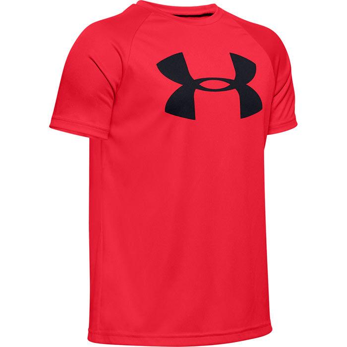 Junior Boys' [8-16] UA Tech™ Big Logo T-Shirt