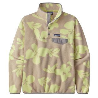 Women's Lightweight Synchilla® Snap-T® Fleece Pullover Sweater